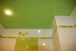 Полиэфирные натяжные потолки